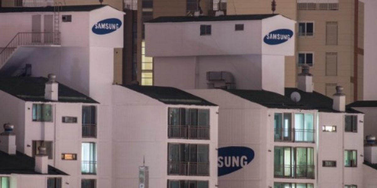 Le llueve sobre mojado: registran oficina de Samsung por escándalo de corrupción