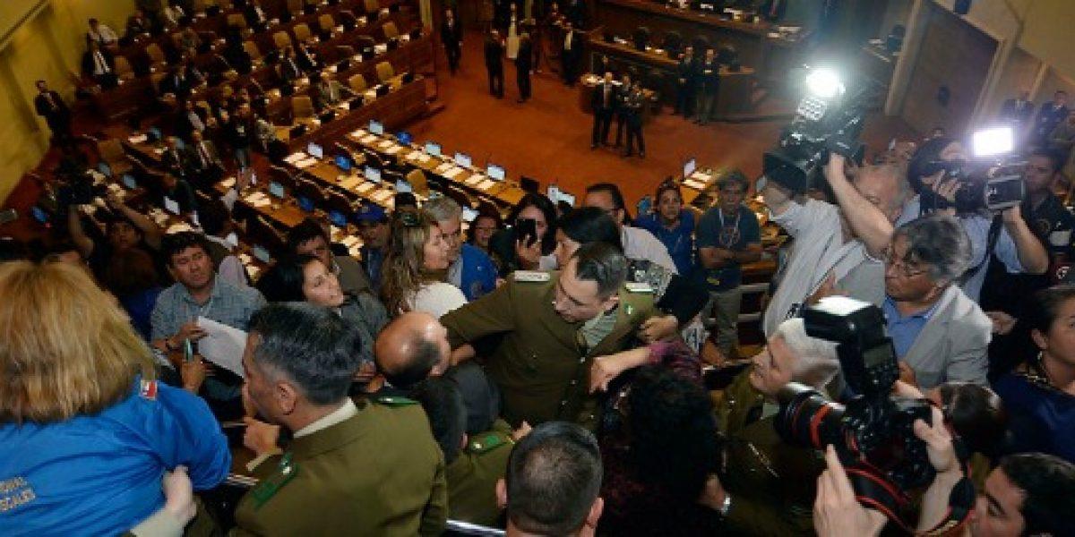 Rechazo del reajuste salarial: dirigentes culpan al ministro Valdés y anuncian que paro continúa