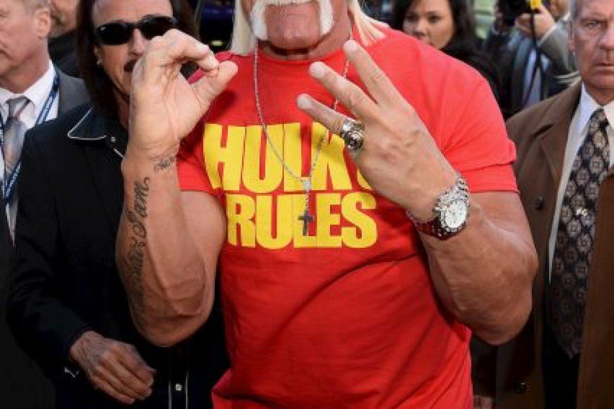 Hulk Hogan podría regresar a WWE para Wrestlemania 33 Foto:Getty Images. Imagen Por: