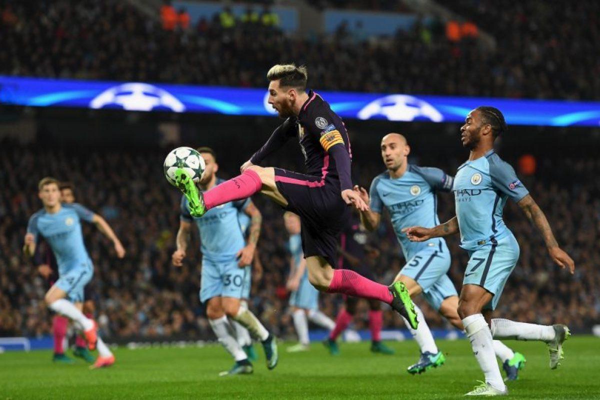 Lionel Messi se volvió viral al ser comparado con una iguana Foto:Getty Images. Imagen Por: