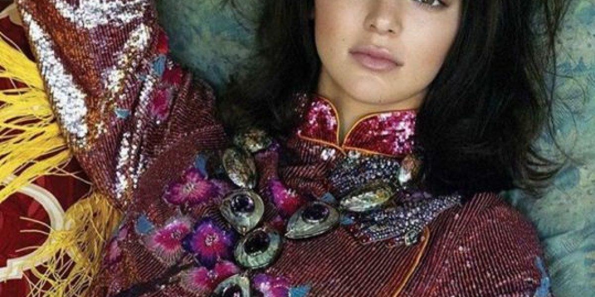 Develan verdaderas imperfecciones de Kendall Jenner sin filtro