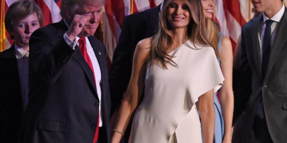 ¿Quién es Melania Trump, la nueva primera dama de Estados Unidos?