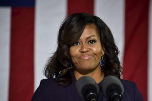 Las redes sociales piden que Michelle Obama sea presidenta de Estados Unidos Foto:AFP. Imagen Por: