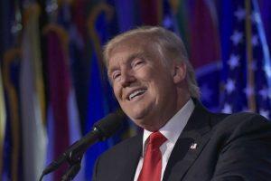 A partir del 20 de enero, será el presidente número 45 de Estados Unidos Foto:AFP. Imagen Por: