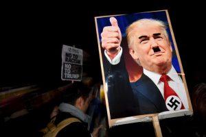 La elección de Donald Trump ha causado protestas en Estados Unidos Foto:AFP. Imagen Por: