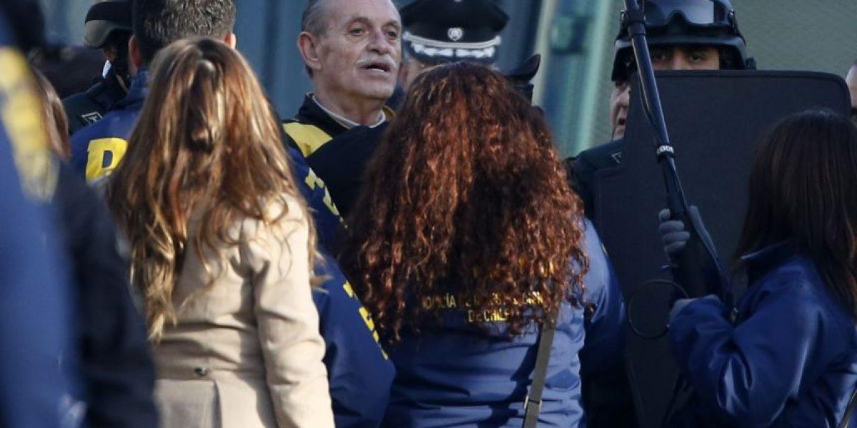 Corte Suprema confirmó dos nuevas condenas contra Miguel Krassnoff
