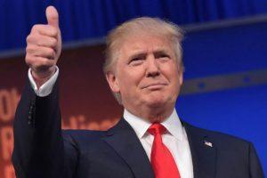 Donald Trump ganó el día de ayer las elecciones presidenciales de los Estados Unidos, a pesar de que las encuestas daban como ganadora a Hillary Clinton. Foto:ATON. Imagen Por: