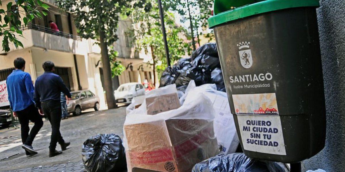 Paro: Municipio de Santiago asegura que habrá recolección de basura este miércoles