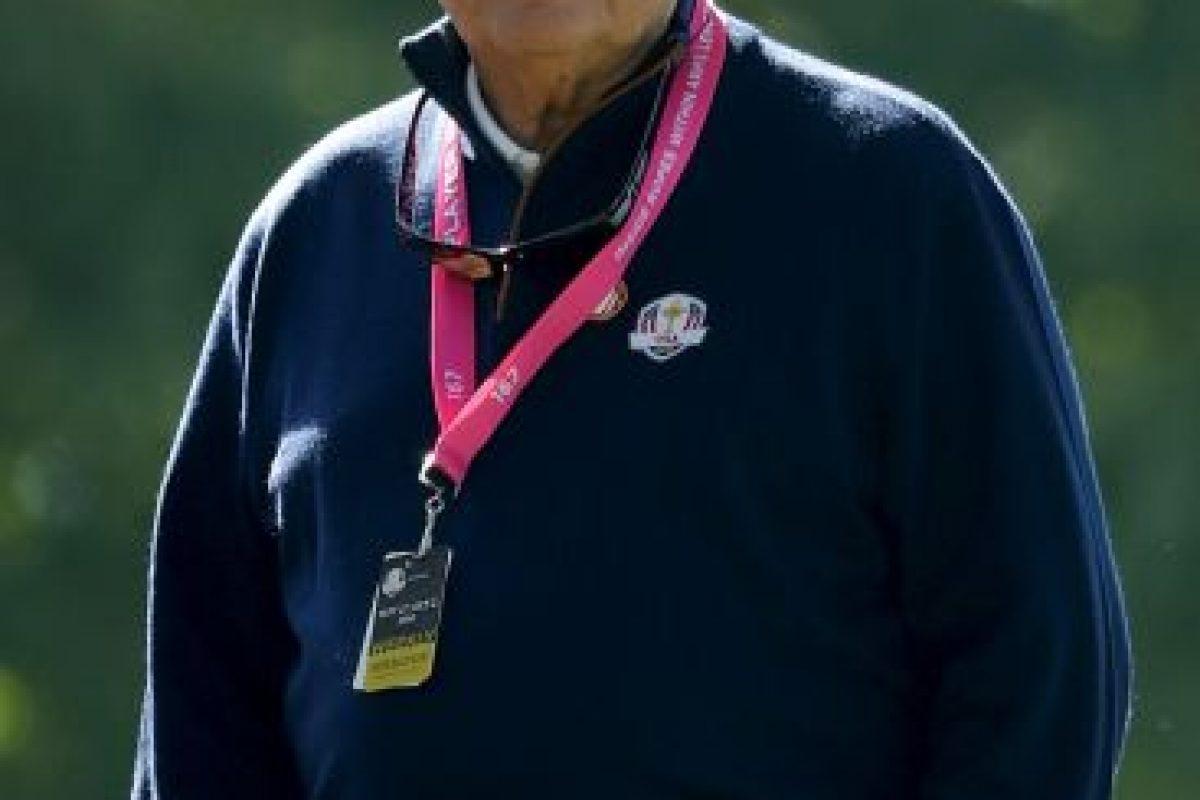 El exgolfista Jack Nicklaus Foto:Getty Images. Imagen Por: