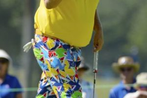 El golfista John Daly Foto:Getty Images. Imagen Por: