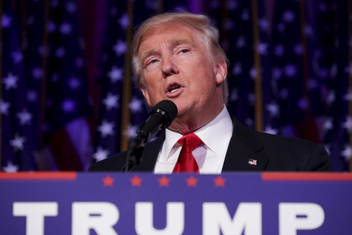 Donald Trump Foto:Getty Images. Imagen Por: