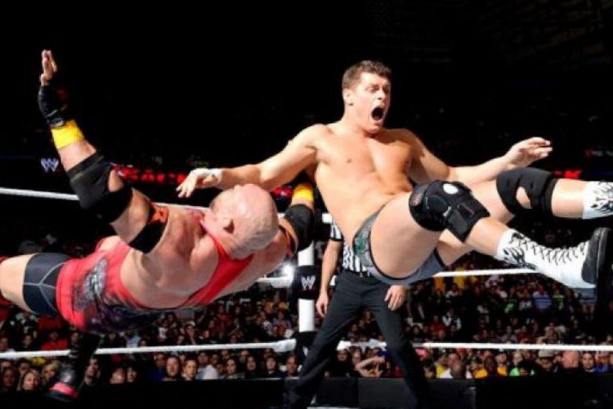 Antes peleó con el nombre de Cody Rhodes Foto:WWE. Imagen Por: