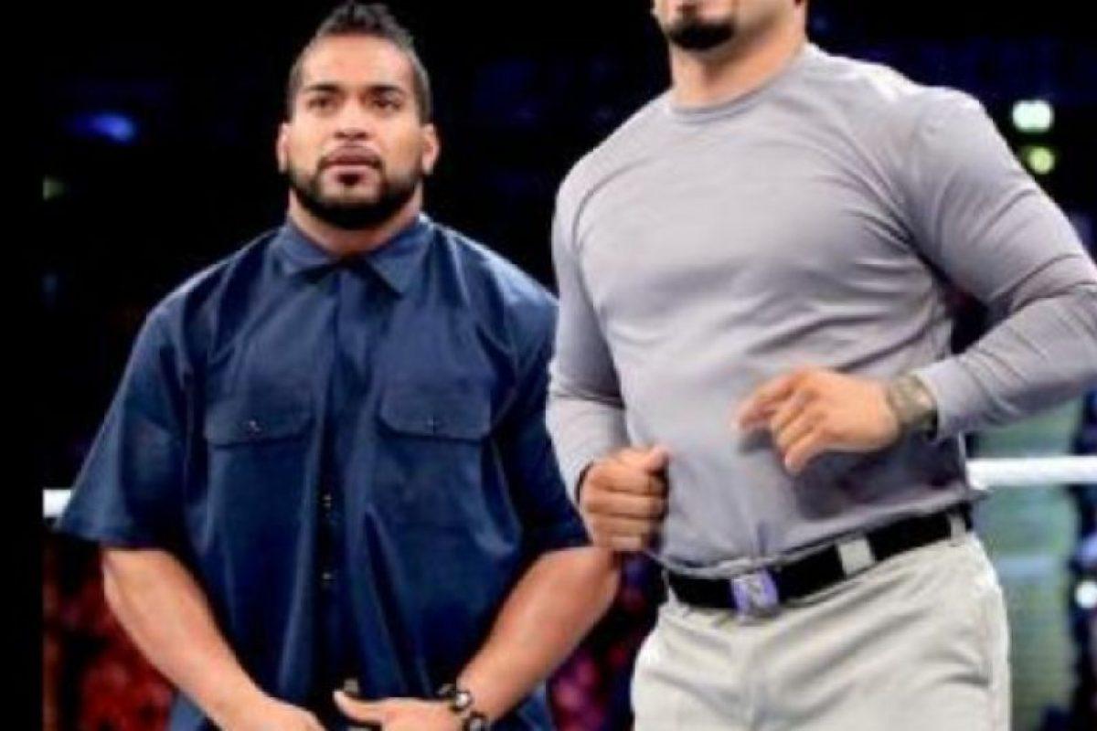 Antes era Hunico Foto:WWE. Imagen Por: