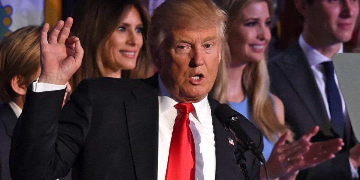 Expertos atribuyen triunfo de Trump a fenómeno