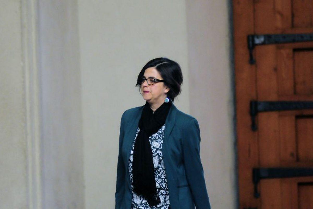 """La Ministra Pascual expuso en el seminario """"Postnatal parental, a 5 años de su implementación"""". Foto:Agencia UNO. Imagen Por:"""