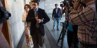 Tribunal fija para el 19 de diciembre juicio por injurias entre Gaspar Rivas y Andrónico Luksic