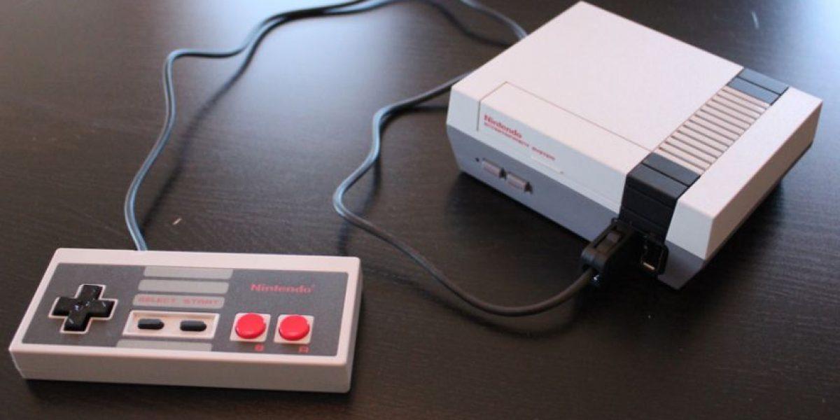 NES Classic por fin llega a Chile y trae consigo la emoción de lo retro