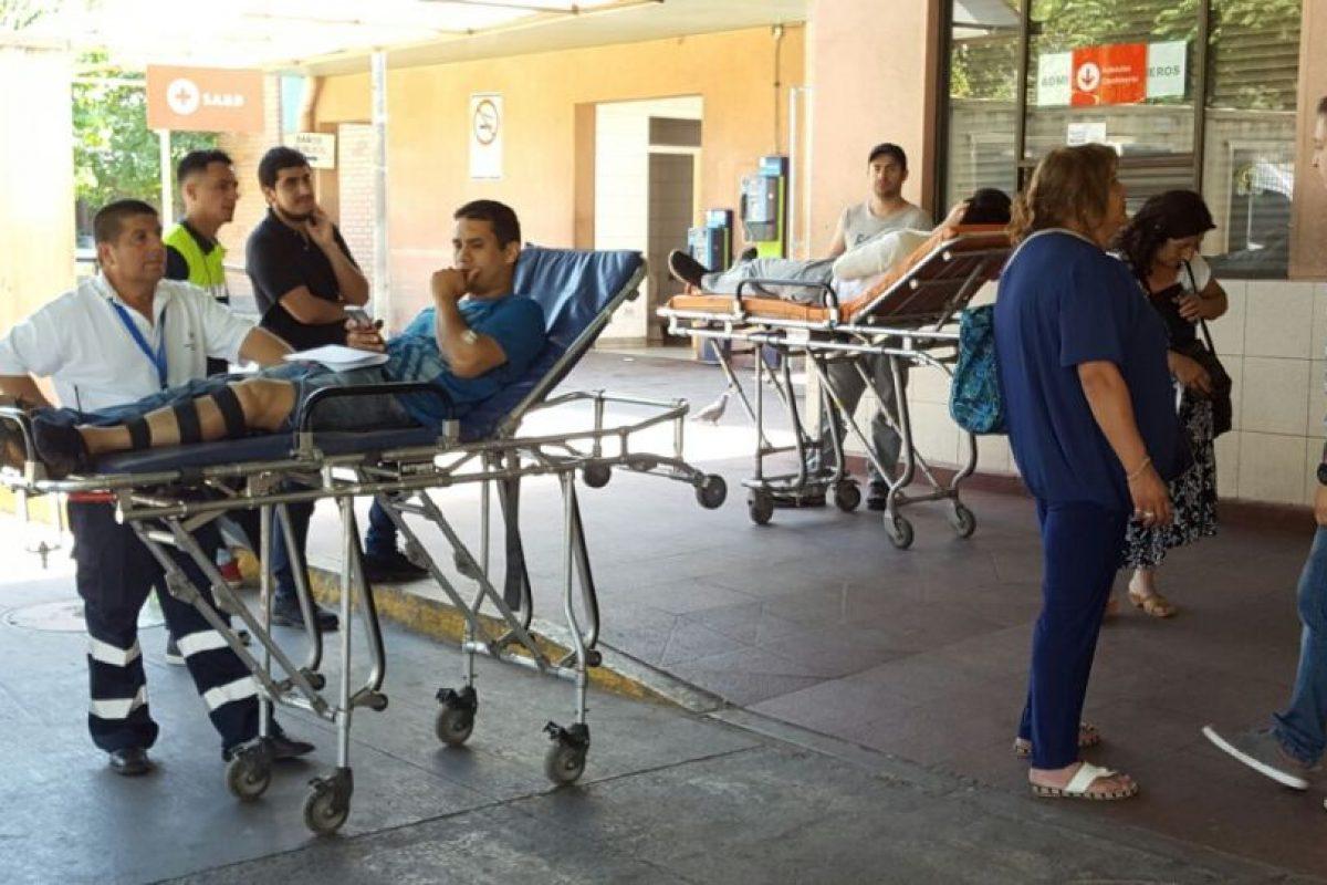 Respecto de las atenciones de urgencia, la autoridad precisó que sí se han resuelto. Foto:Rodrigo Fuentes / Publimetro. Imagen Por: