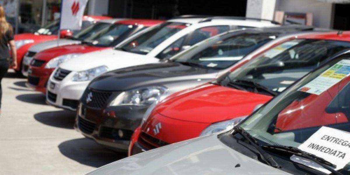 Más de 10% aumenta la venta de vehículos en octubre