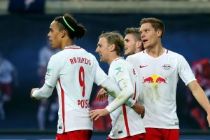 RB Leipzig – Alemania Foto: Getty Images. Imagen Por:
