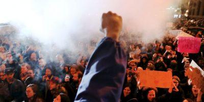 Furia: Estados Unidos en llamas por protestas contra Trump