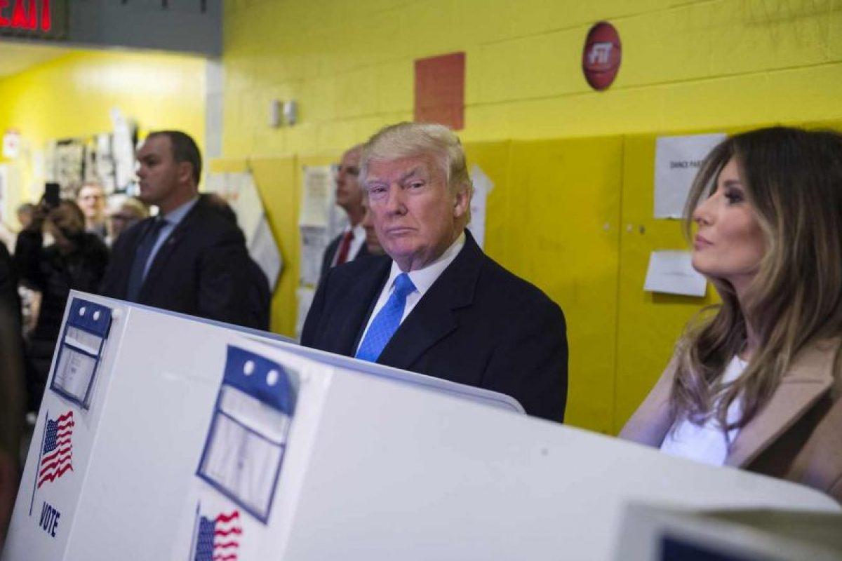 Las fotos de la elección presidencial que marcaron la semana Foto:AFP. Imagen Por: