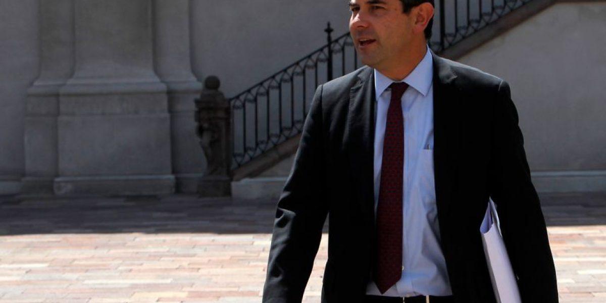 Intendente de la Araucanía presenta su renuncia y confirma candidatura a diputado