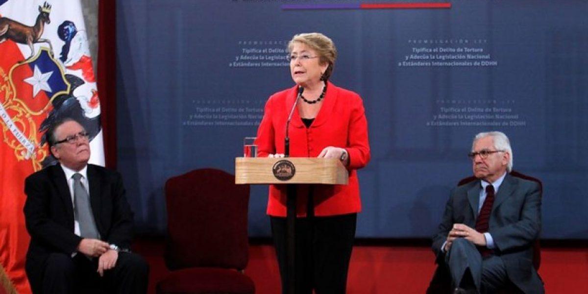 """Presidenta Bachelet y cambio de gabinete: """"El plazo es el 19 de noviembre, hay tiempo"""""""