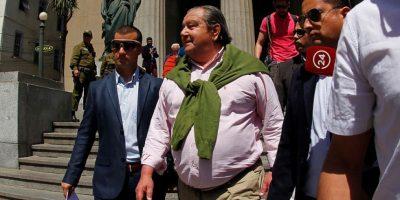 Dejan en libertad a Cristián Labbé tras pago de fianza de 50 mil pesos
