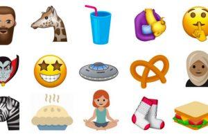 Además de los que están por llegar a iOS, Android y WhatsApp; otros 51 emojis más han sido aprobados por Unicode para ser lanzados en 2017. Foto:Emojipedia. Imagen Por: