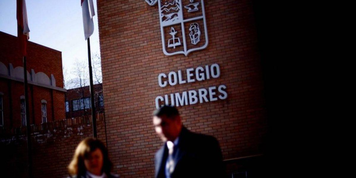 Colegio Cumbres elimina reja que separaba a hombres y mujeres después de 30 años
