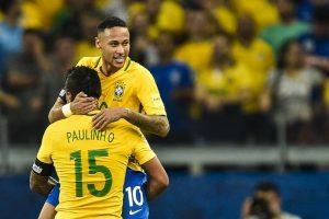 Mejores imágenes del partido Brasil vs. Argentina Foto:Getty Images. Imagen Por: