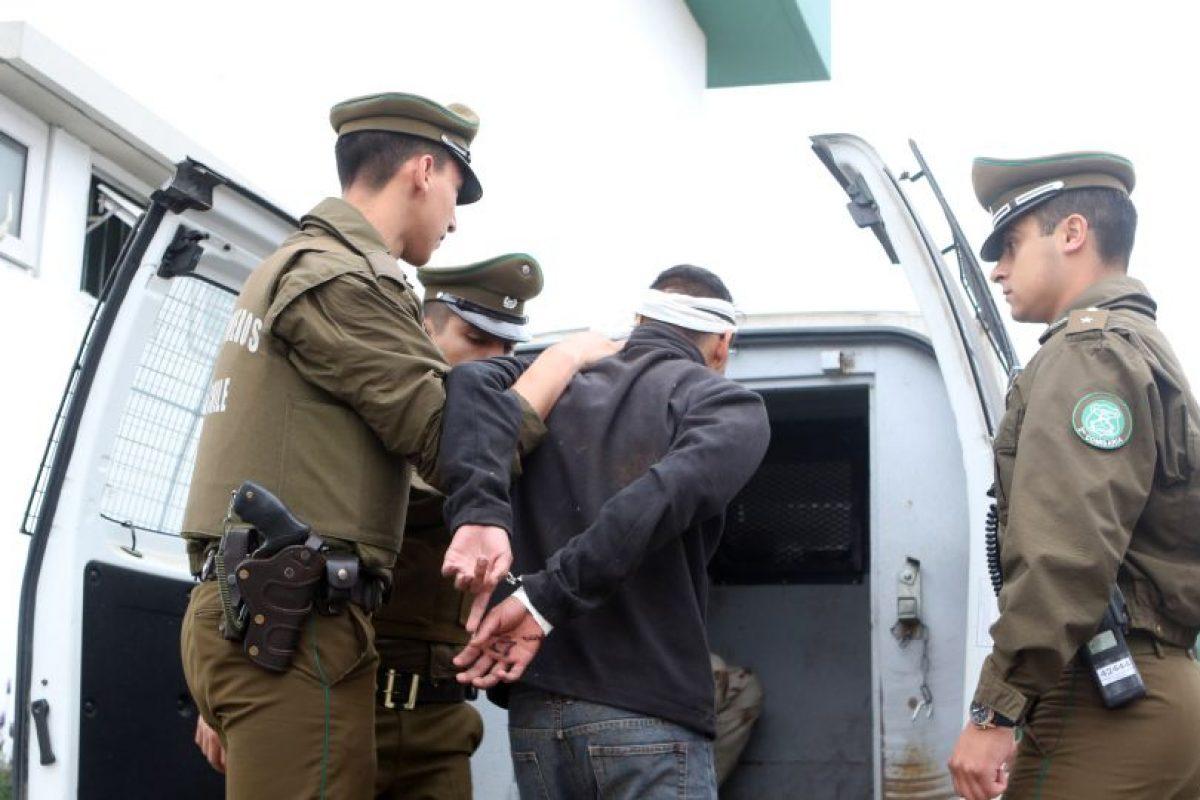 El subsecretario detalló que el Gobierno se querellará por homicidio calificado y que pedirá las máximas penas. Foto:Agencia UNO. Imagen Por: