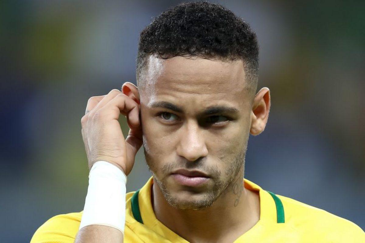 Neymar se acerca a los máximos goleadores históricos de Brasil Foto:Getty Images. Imagen Por: