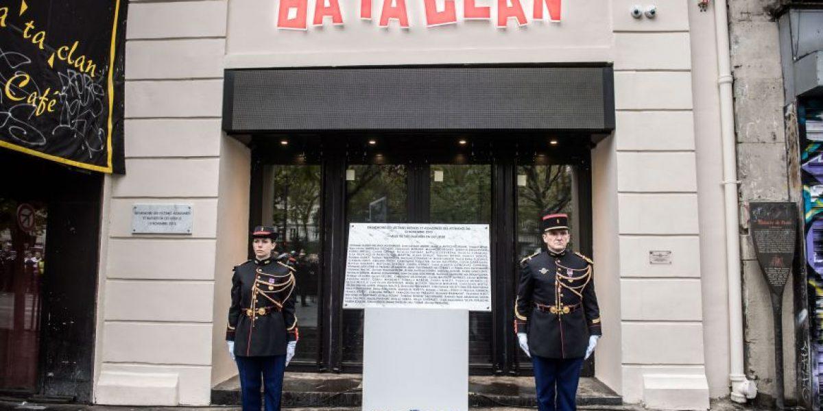 Francia recuerda a las víctimas en conmemoración del primer aniversario de los atentados de París