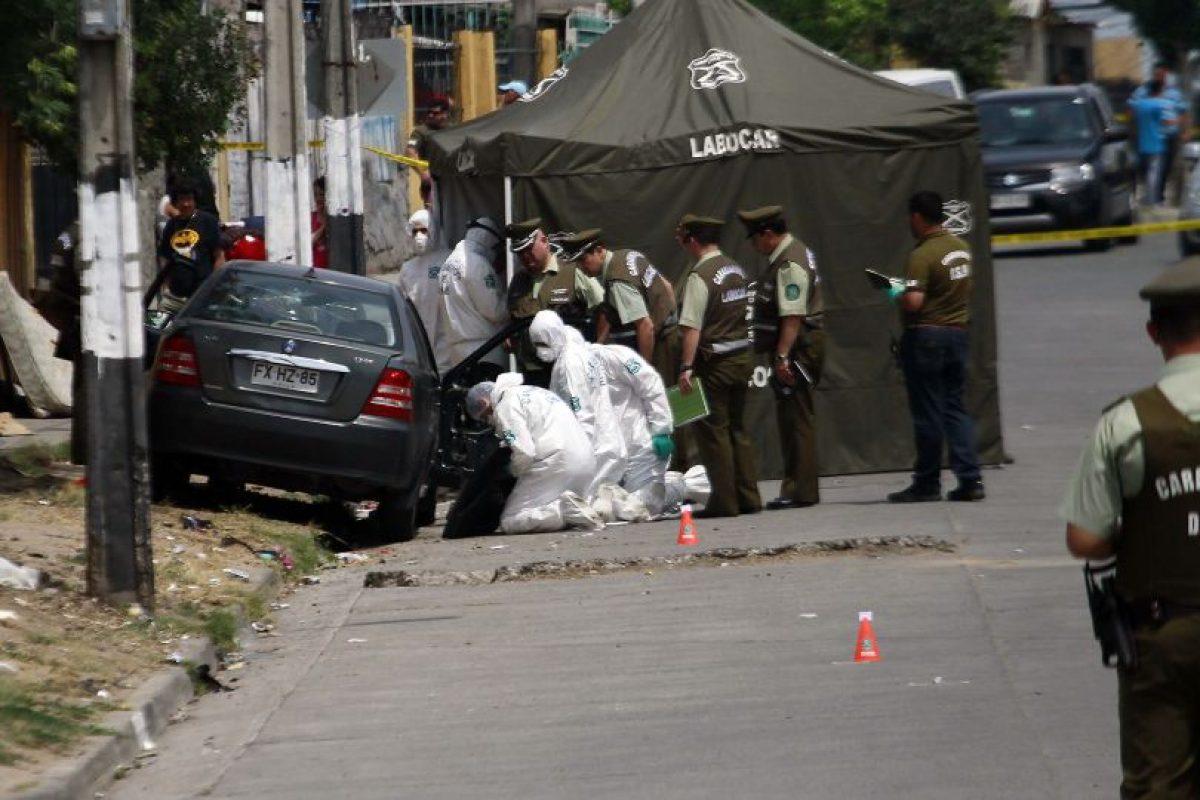 Según información preliminar, se trataría de un sargento segundo de la Institución, cuyo cuerpo fue hallado por vecinos del sector. Foto:Agencia UNO. Imagen Por: