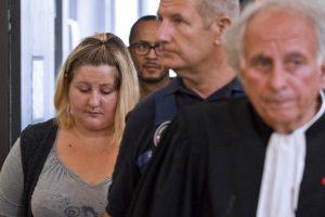 Cécile Bourgeon, la madre de Fiona Foto:AFP. Imagen Por: