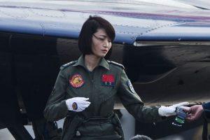 Yu Xu, falleció el sábado al estrellarse su avión. Foto:AFP. Imagen Por: