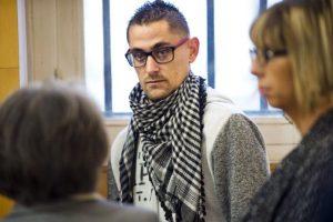 Berkane Makhlouf, la ex pareja de la madre de Fiona. Foto:AFP. Imagen Por: