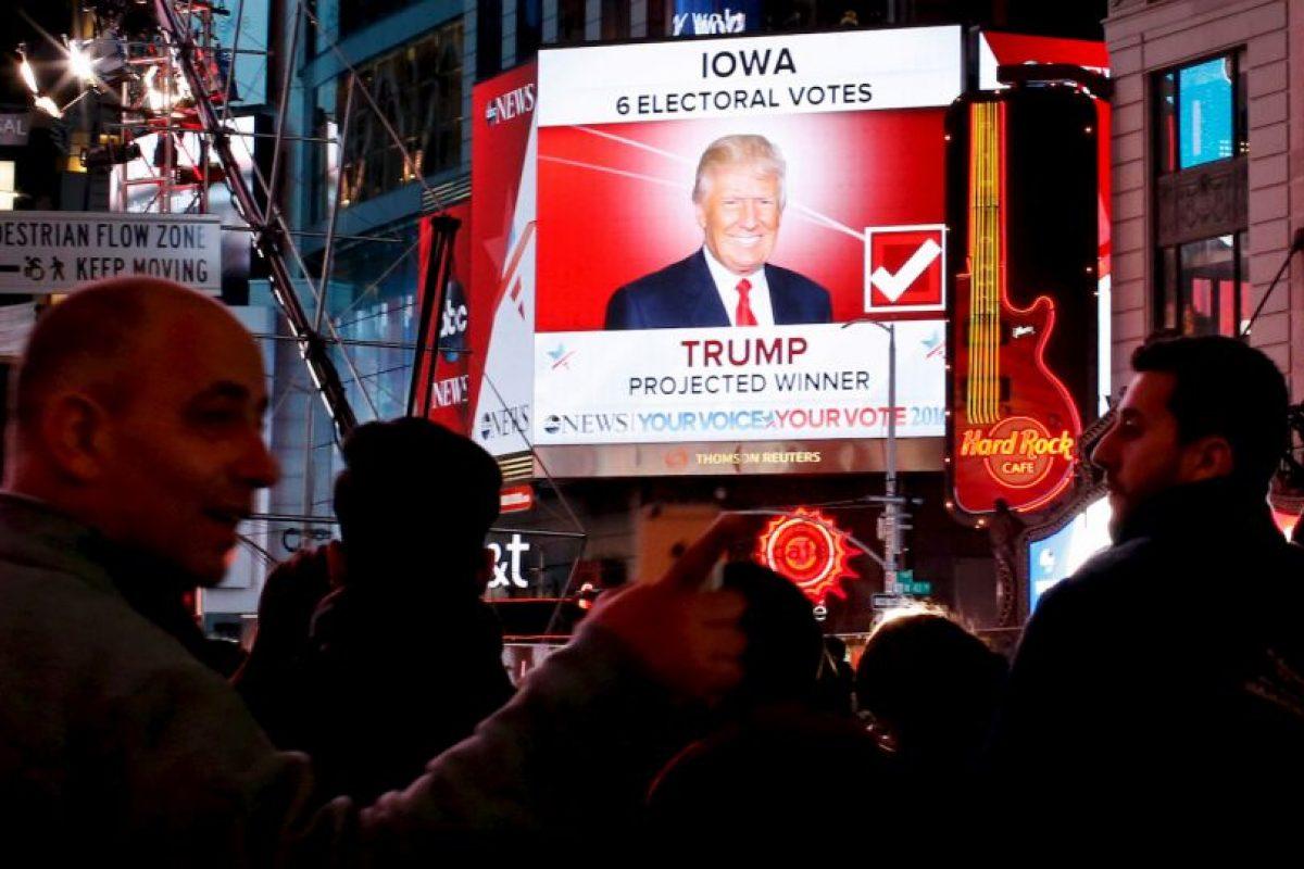 """Impuestos: El plan de Donald Trump es bajar """"significativamente"""" los impuestos para todos. Foto:AFP. Imagen Por:"""