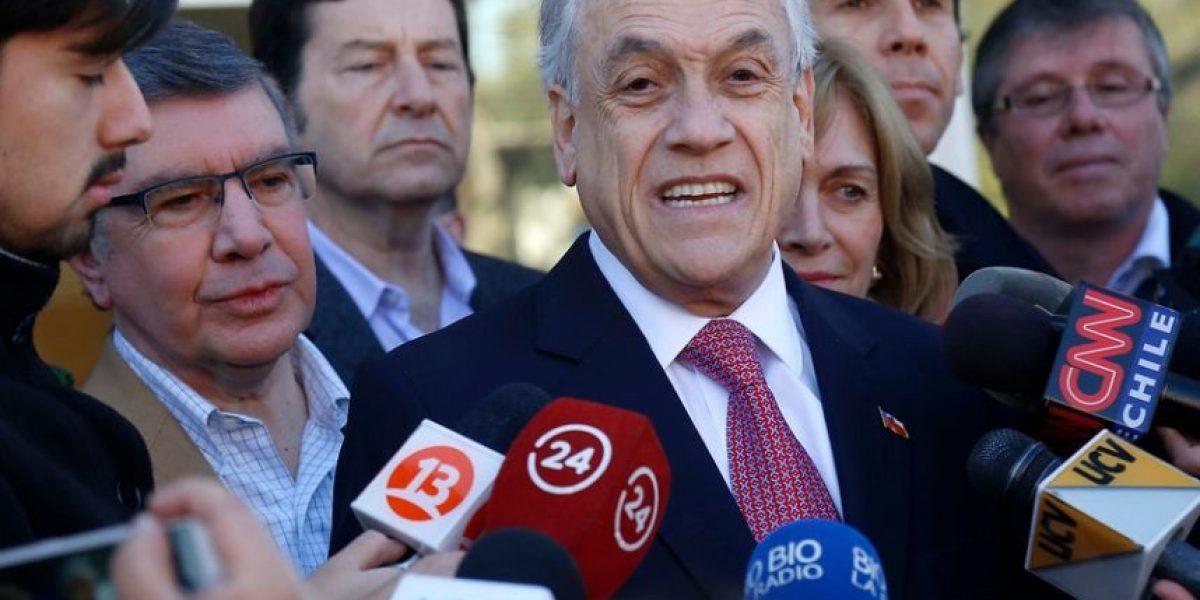 Aseguran que Piñera invirtió cuando era Presidente en pesquera peruana beneficiada tras fallo de La Haya
