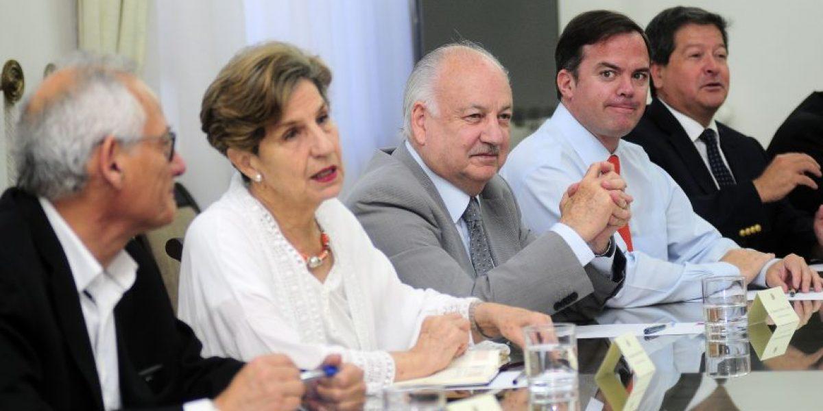 Partido Comunistas no llegó a reunión de la Nueva Mayoría