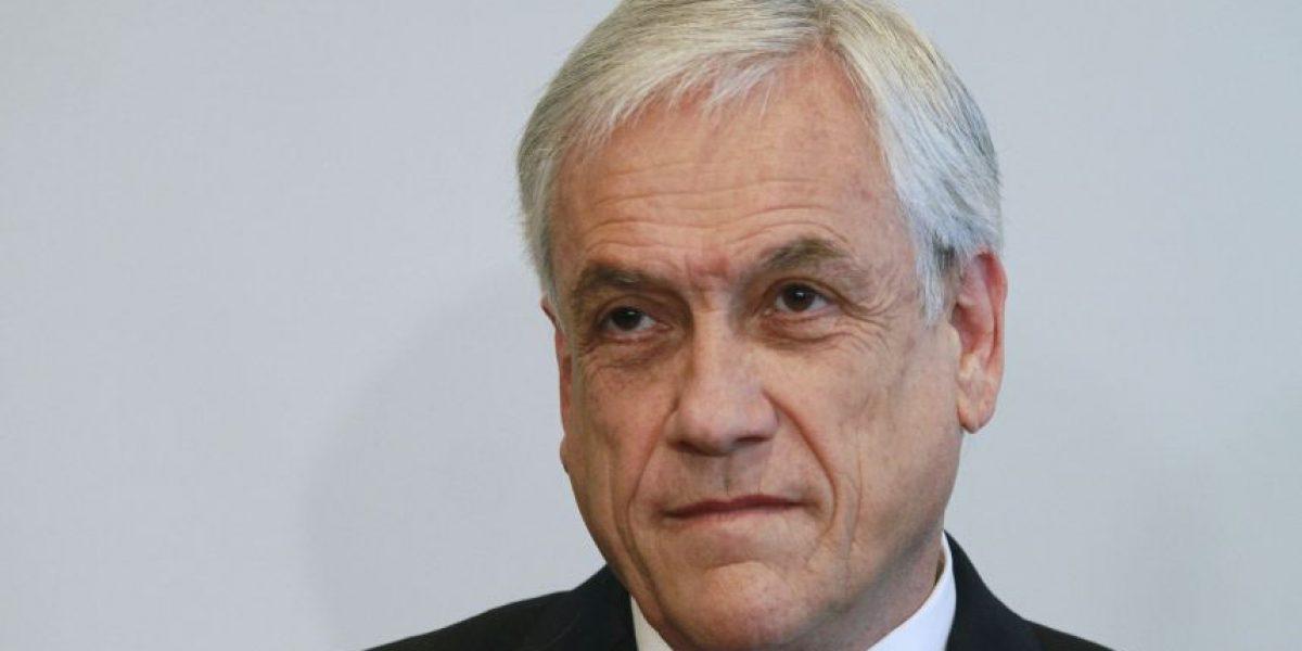 Diputados oficialistas anuncian comisión investigadora por negocios de Piñera