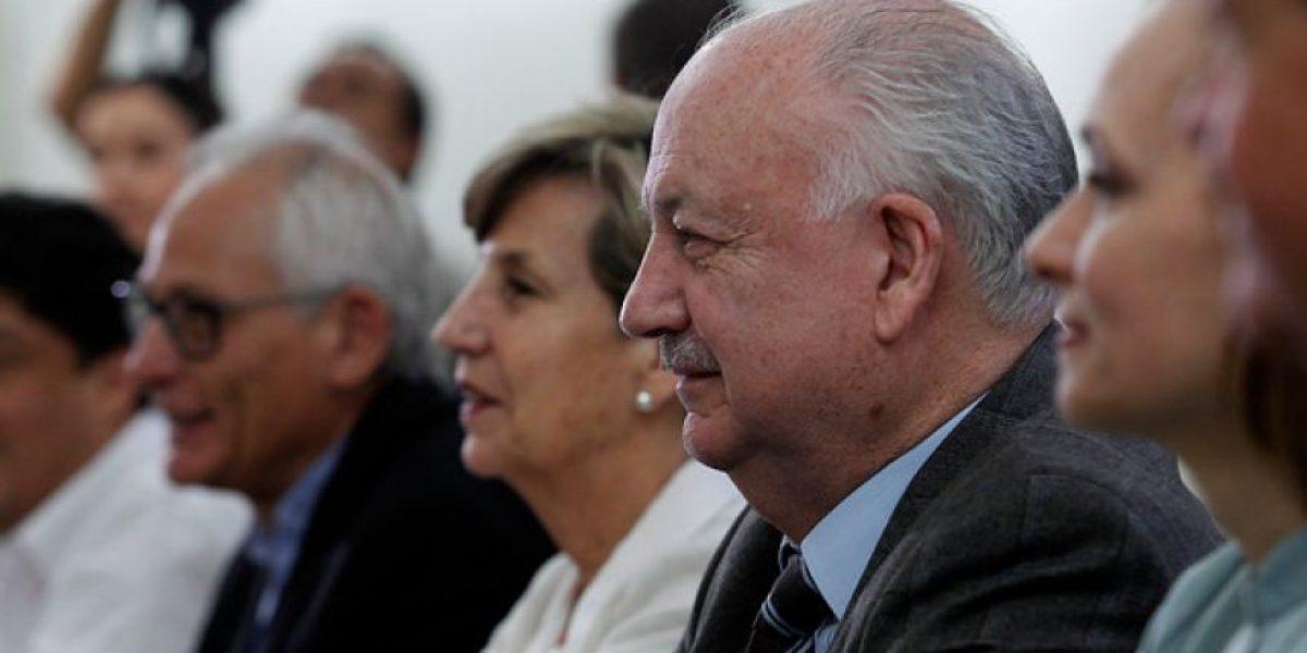 Teillier asiste a comité político en medio de crisis en Nueva Mayoría