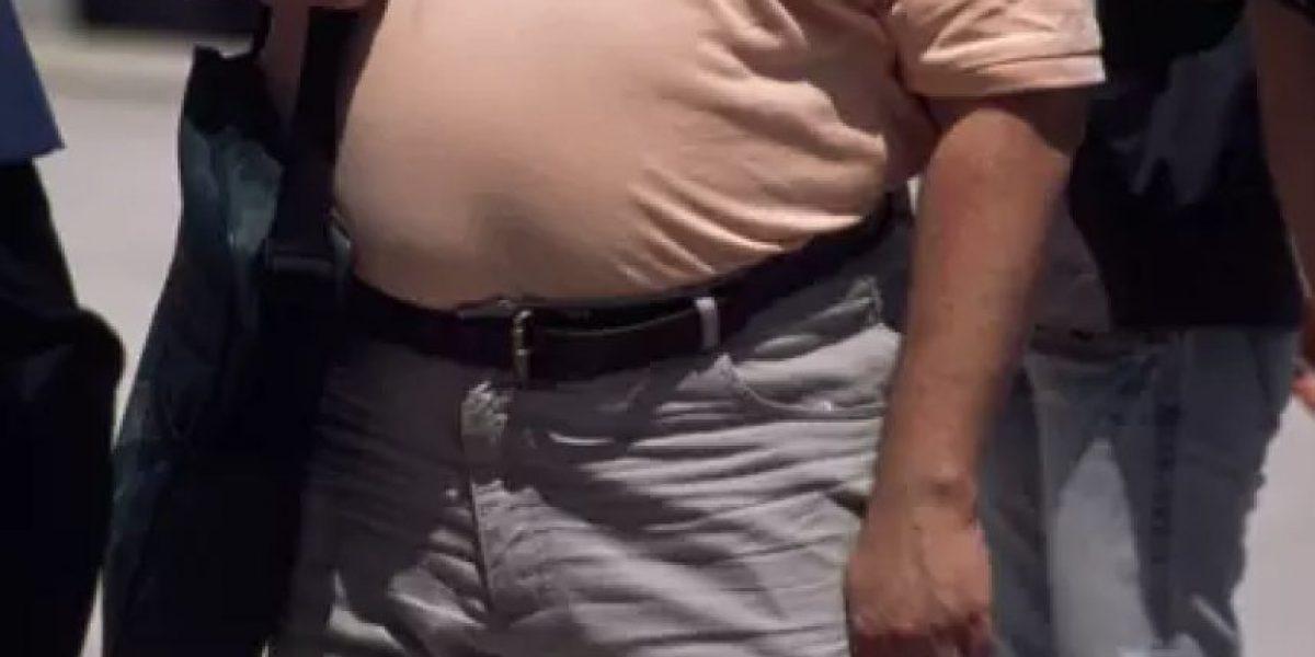 3,9 millones de adultos sufre de obesidad en Chile