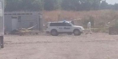 PDI investiga hallazgo cadáver de anciano amarrado al interior de vehículo en Pudahuel