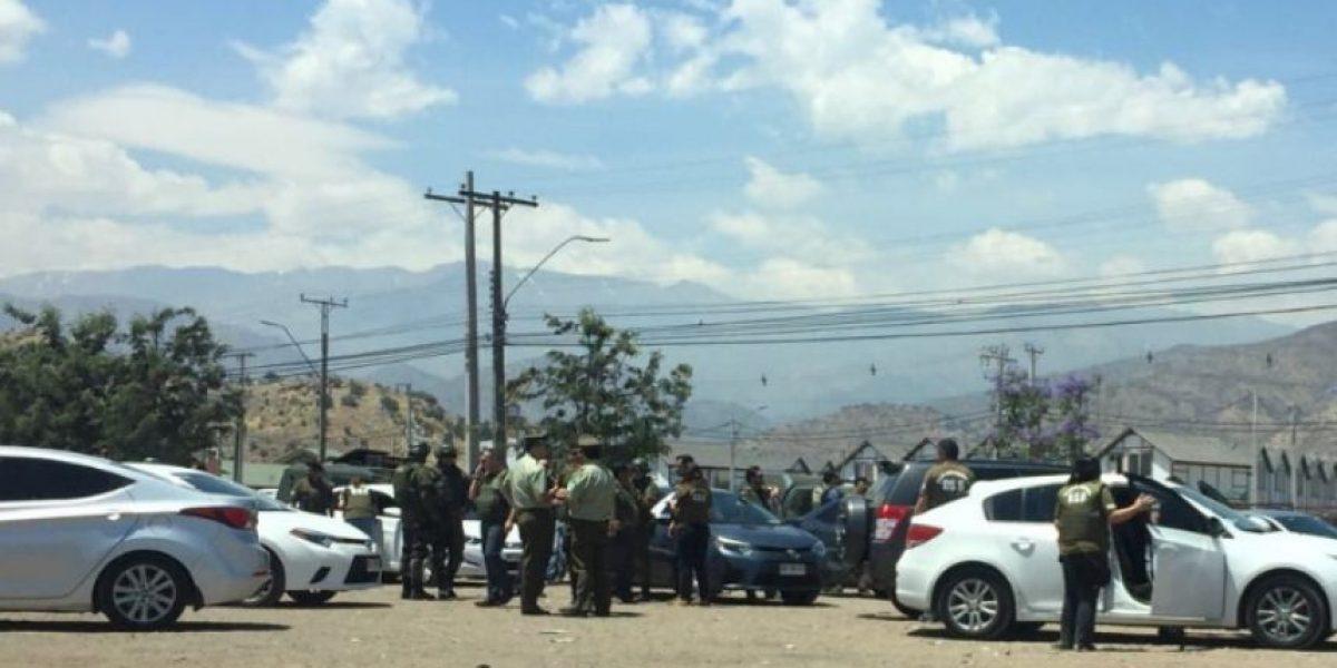 Sospechoso de asesinar a carabinero huye pese a operativo policial en Colina