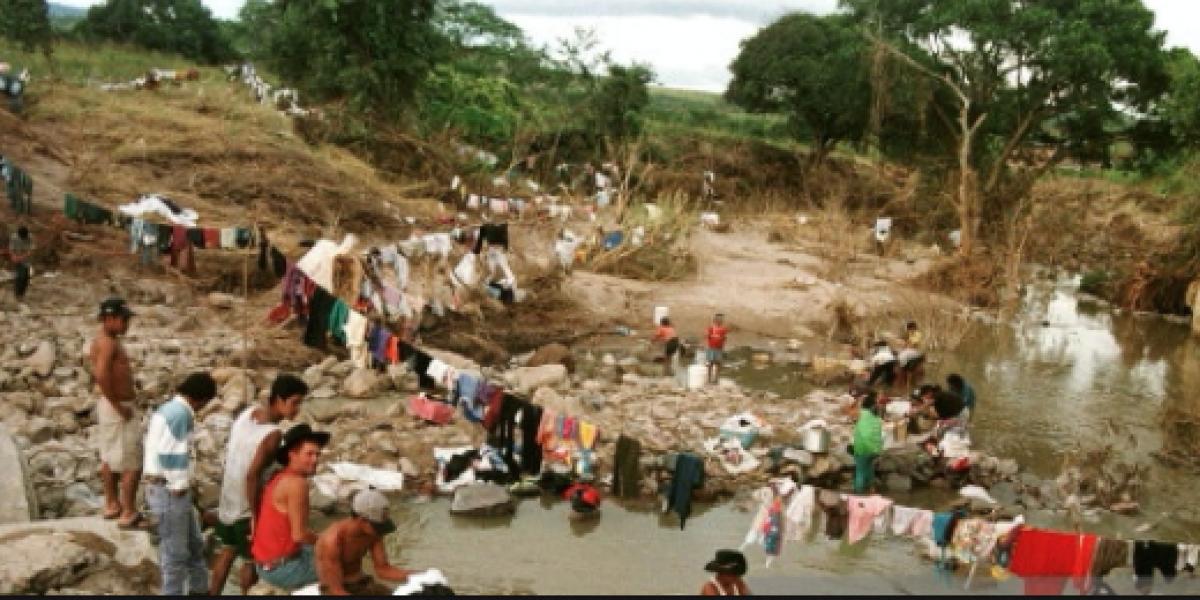 Desastres naturales arrastran a 26 millones de personas a la pobreza