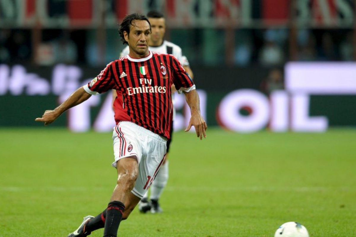 Alessandro Nesta (defensa central) Foto: Getty Images. Imagen Por: