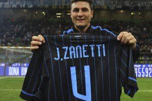 Javier Zanetti (lateral derecho) Foto:Getty Images. Imagen Por: